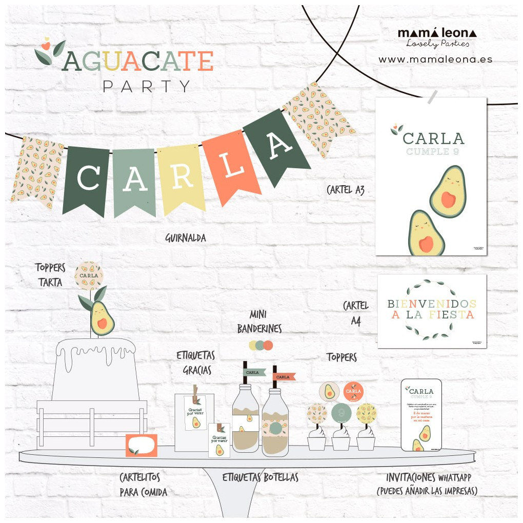 AGUACATE PARTY